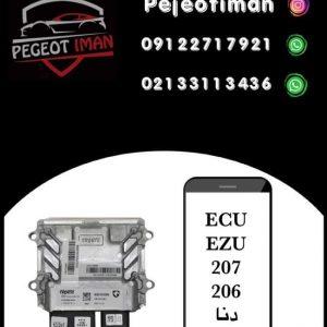 ECU مدل EZU